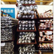 Anodized Mill Finish Aluminium Pipe