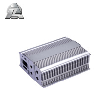 armário eletrônico de alumínio da caixa do cerco do ip54