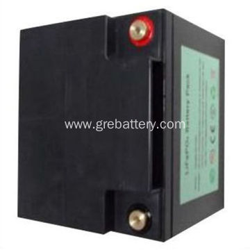 Cheap 12V 40Ah Li Iron Car Battery Pack