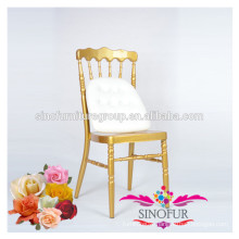 hot sale aluminum stainless steel chairs