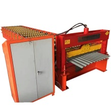Panel Roof Corrugated Cold Roll Forming Machinery