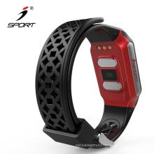 Fashion Fitness Heart Rate Sensor Ip68 Smart Bluetooth Programmable Bracelet