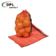 Packaging Vegetable Onion Potato PP Tubular Leno Mesh Bag leno mesh net bag