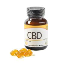 OEM 10mg each CBD Softgel Capsules CBD Softgels Natural Supplement