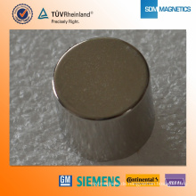 ISO / TS 16949 Certified Customized Permanent Magnet NdFeB Magnete