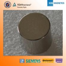 ISO / TS 16949 Сертифицированные на заказ магниты NdFeB с постоянным магнитом