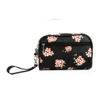 Small Broken Flower Cosmetic Bag