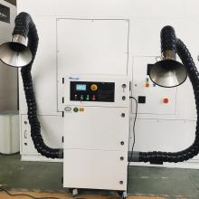 Filtre à air industriel d'extracteur de fumée de gravure au laser