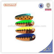 SNL016 china atacado alibaba isca de pesca componente de metal colher de metal isca
