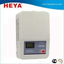 CE monophasé 500VA bobine de cuivre pur stabilisateur de tension servo ac pour réfrigérateur