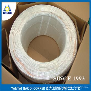 Tubo de bobina de cobre Lwc usado para ar condicionado