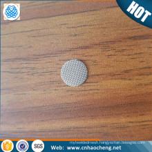 Stainless steel speaker grill material mesh/headphone wire mesh