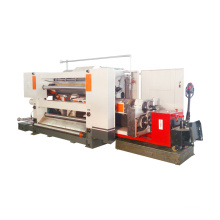 Fully automatic corrugated making single facer machine cassette type single facer