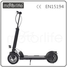 MOTORLIFE / OEM neuf 36v 350w 10 pouces scooter électrique, deux roues scooter