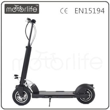 MOTORLIFE / OEM nuevo 36v 350w 10 pulgadas scooter eléctrico, scooter de dos ruedas