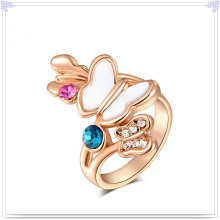 Fashion Jewellery Fashion Accessories Alloy Ring (AL0046RG)