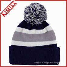 Chapéu morno da forma do inverno