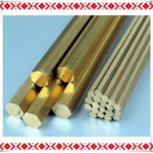 Varas de latão de dureza C27400 / barras de latão