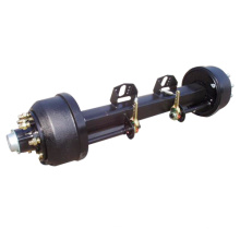 Factory Price Trailer Parts Trailer Axle Of English Type Axle