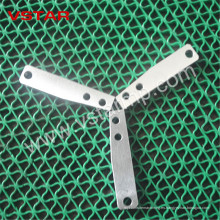 Piezas que trabajan a máquina profesionales para el mecanizado del CNC del campo de la maquinaria Cast Vst-0972