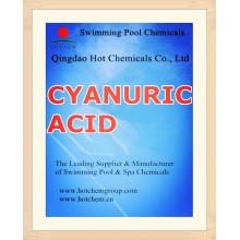 Циануровая кислота Стабилизатор Плавательный бассейн химических веществ CAS никакой 108-80-5