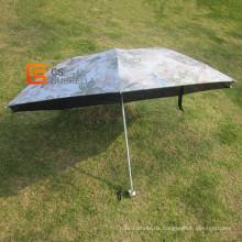 Mode Dame Blume gedruckt 4-Falten-Regenschirm (YSF4008B)