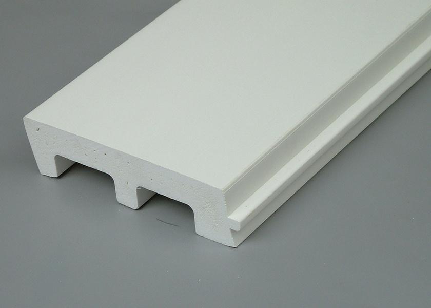 pvc foam moldings