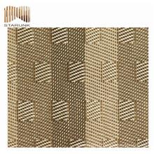tissu de chaise de maille de polyester best-seller
