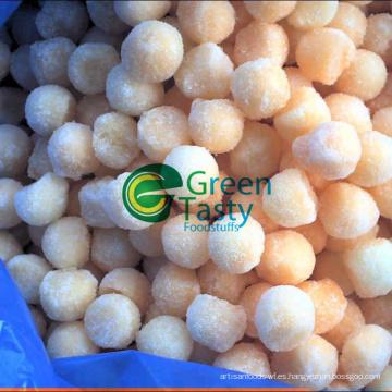 Bolas de melón congeladas IQF de alta calidad