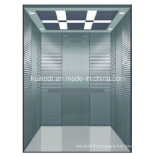 Пассажирский лифт переменного тока (VVVF) с малым машинным залом