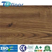 Plancher de vinyle / Lvt / PVC de qualité supérieure de conception de mode