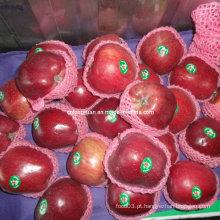 Novo, fresco, Chinês, vermelho, maçã, caixa