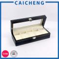 emballage de boîte-cadeau en bois pour des ornements et des bijoux