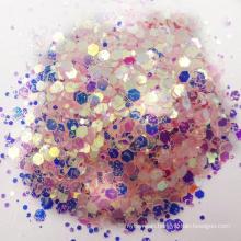 2020 new design spring bulk chunky glitter powder