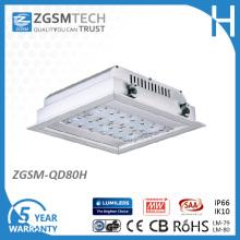 Oberfläche montierten 80W LED Einbauleuchte für Tankstelle Beleuchtung