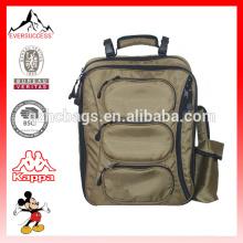 Mens saco conversível mensageiro mochila fralda saco ao ar livre viagens saco múmia gostoso (es-z364)