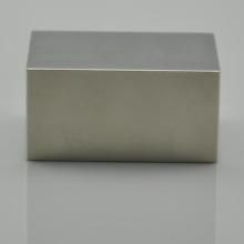 N38M Ímã de cubo de bloco NdFeB sinterizado forte
