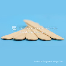 Disposable Medical Instruments Wooden Tongue Depressor
