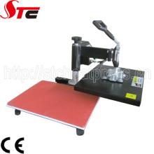 Schüttelkopf Handdruckmaschine für Sublimationsdruck auf Textil