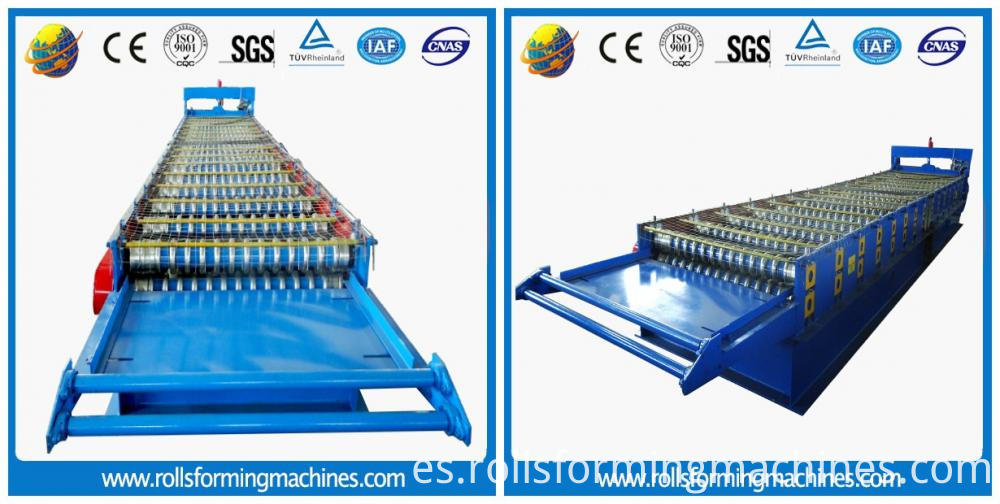 Roofing Sheet Roll Forming Machine 02