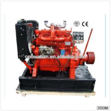 Motor diesel de 41kw K4100ZP con la correa Pully