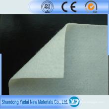 Tela não tecida Spunbound do animal de estimação para o não tecido do geotêxtil do geotêxtil da venda