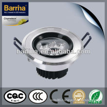 BSL090L Excellent heat dissipation 9W down led indoor spotlight