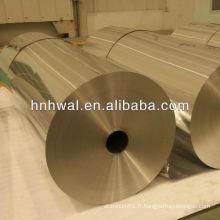 Emballage de qualité super alimentaire en aluminium