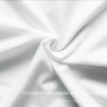 Single Jersey Nylon Spandex Strickgewebe für Sportbekleidung (HD1408150)