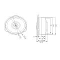 Aspirador de pó Bldc motor seco