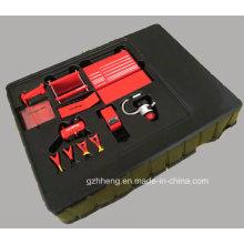 Пользовательский пластиковый лоток для инструментов (лоток из ПВХ)