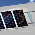 Flachdach Solar Montage System Solar PV-Dach-Montage