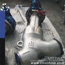 Y Type Globe Valve Cast Steel (J56)