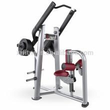 l'équipement de gymnase de vente chaude nomme Lat Pulldown / équipement de sports